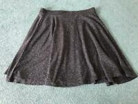 *BRAND NEW WITH TAGS* Ladies Grey Matalan Skirt ~ Size 12