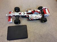 Lego Technic Grand Prix Racer 42000 - complete. Originally £140