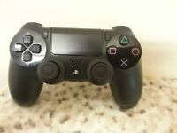 original wireless ( ps4 ) controller in very good condition working perfect £35 .