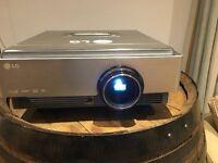 LG Full HD Home Cinema 3D Projector - CF3D
