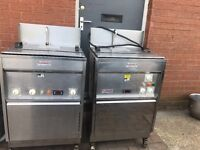 Commercial Valentine fryer catering resturant hotels pubs cafe takeway equipments