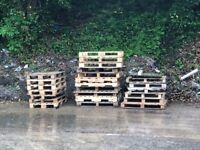 Free pallets for collection in Barry, Vale of Glamorgan