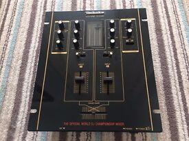 TECHNICS SH-DJ1200 Official DMC Audio Mixer - £120.00 ono