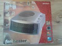 Micromark Fan Heater & Cooler
