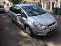Ford S-MAX Zetec 2.0 TDCI LX – 7 Seater – 6 Speed - TOWBAR - UK Delivery Available- Poss PX