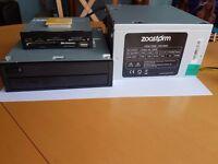 Sony dvd drive amd prosessor zoostorm power unit card reader