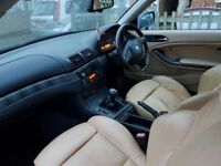 BMW e46 320cd (Coupe Diesel) Full servise History