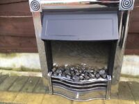 Dimplex electric living flame fire insert