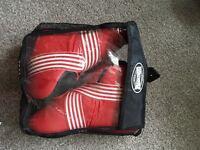 Martial Arts Foot Protector