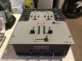 Allen & Heath Xone 02 (Mint Condition) DJ MIXER