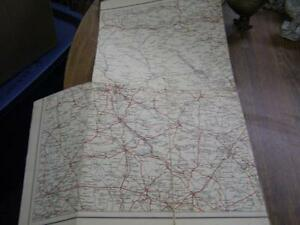 Tom Smith's Cycling and Touring Road Map