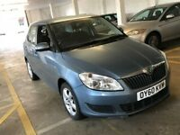 2010 SKODA FABIA 1.2 12V SE 5 DOOR HATCHBACK PETROL MANUAL 5 SEAT CHEAP INSURANCE N CIVIC POLO CORSA