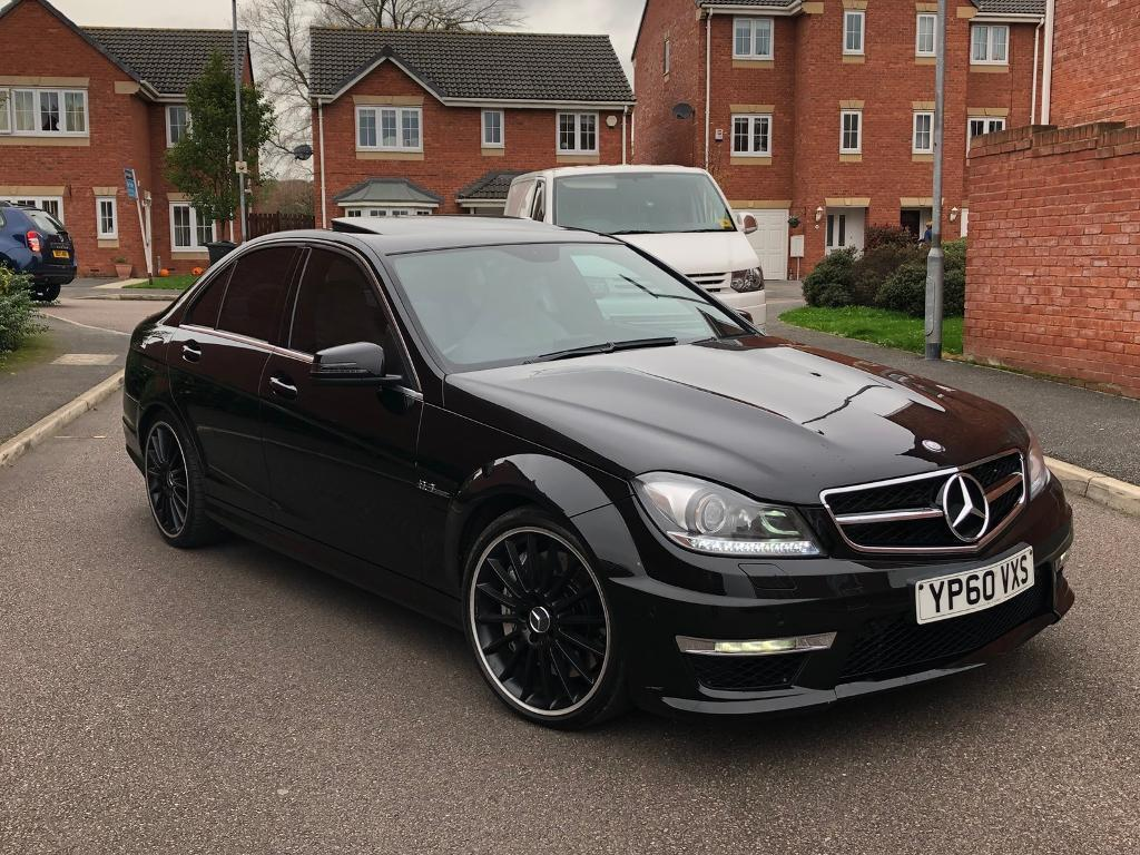 2011 mercedes c63 amg edition 125 black facelift px m3 rs4 for Mercedes benz c63 amg black edition