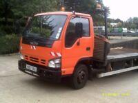 isuzu 5.2 diesel recovery truck 5.2ltr diesl 6 speed nqr model