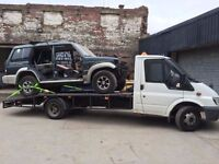 WANTED All MOT Failures, Accident Damaged Cars, Vans and 4x4s CASH PAID