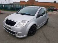CITREON C2 1.1ltr_3dr *** SPORTY LOOK - LONG MOT - DELIVERY AVAILABLE ***