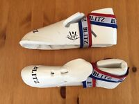 Blitz foot guards for size 9 - 11