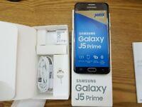 Samsung Galaxy J5 PRIME 16GB BLACK Dual Sim Unlocked smartphone