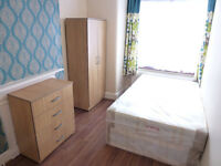 NICE AND COSY SINGLE ROOM WITH DOUBLE BED TO RENT IN NEASDEN/DOLLIS HILL - JUBILEE LINE