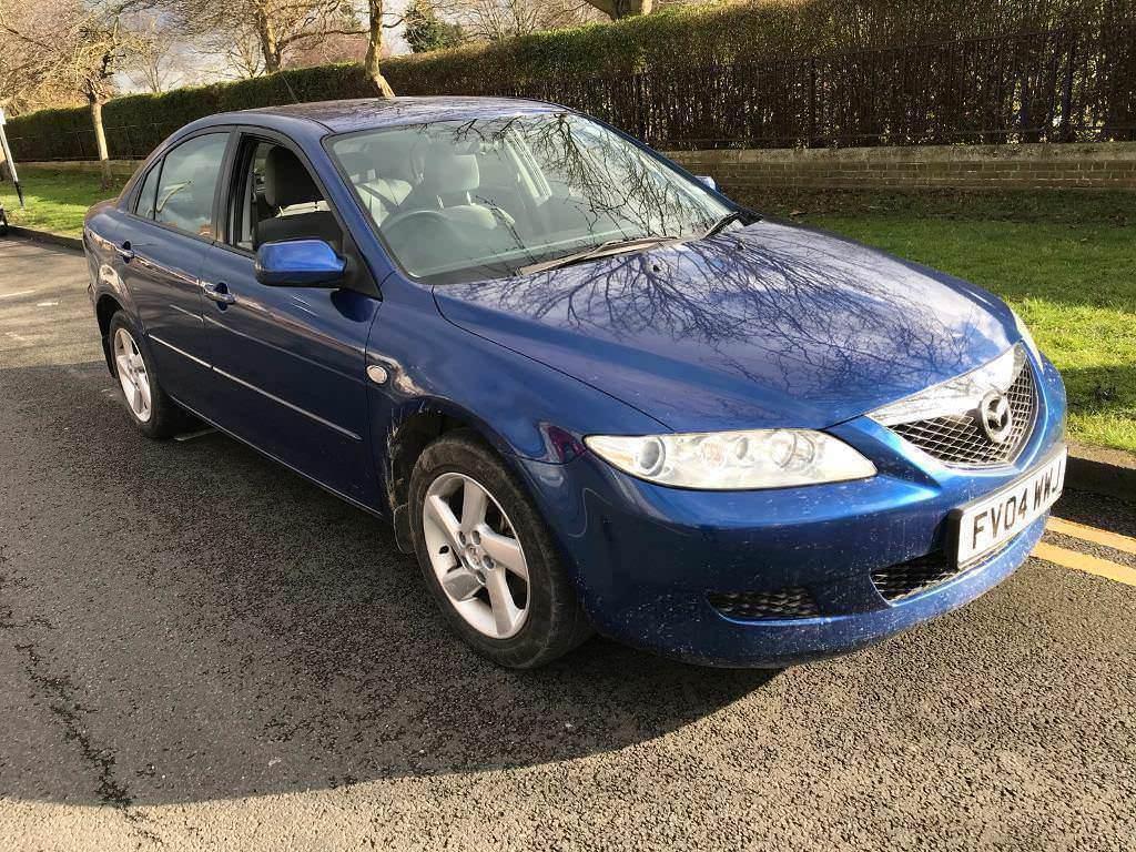 Mazda 2004 mazda 6 specs : 2004 Mazda 6 ts 2.0 petrol service history 5 doors   in Colliers ...
