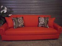 Orange Sofabed