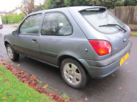 FORD FIESTA 1.2 NEW MOT, LOW TAX & INSURANCE ALLOYS LADY OWNER ,PAS SMALL vw CORSA SIZE BRISTOL BS9
