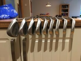 King cobra 2 oversize Irons