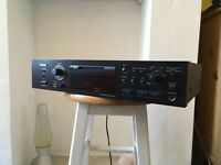 Teac MD-5 Minidisc Recorder & Player, pro audio mastering listening MD micro CD Tape with remote
