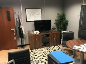 Office Room Available for Rent with all Inclusive