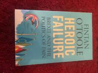 Heroic Failure and the Politics of Failure