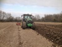 Tractor Driver for Autumn Cultivations - Immediate Start