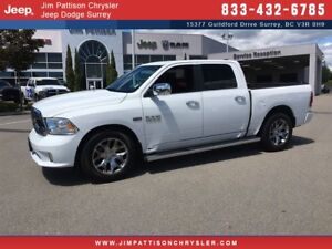 2017 Ram 1500 Limited - GORGEOUS, LIKE NEW!