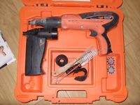 Spitfire Spit P370 C60 Concrete / Steel / Masonry Nailer Nail Gun With Carry Case - Great Condition