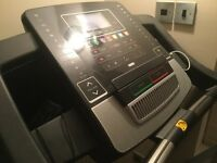 Gym standard Nordic Track T12.2 treadmill. As new condition