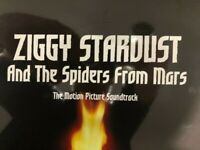 DAVID BOWIE - ZIGGY STARDUST AND THE SPIDERS FROM MARS DOUBLE VINYL LP SEALED AND NEW