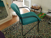 Desk/Office chairs - 3 available @£5 each - COLLECTION ONLY