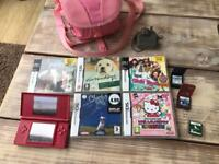 Nintendo DS + 8 games