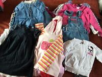 Girls clothes age 3-4 years old