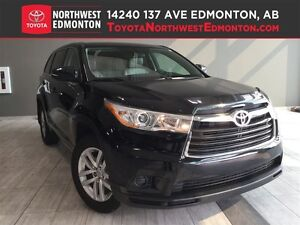 2014 Toyota Highlander LE | AWD | DVD | Backup Camera | Tri-zone