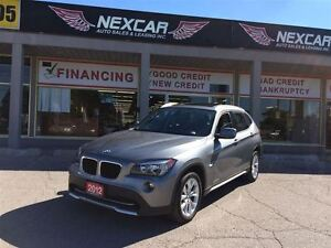 2012 BMW X1 AWD AUT0 LEATHER PANORAMIC ROOF 84K
