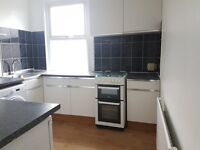 A newly decorated and carpeted one bedroom 1st conversion flat with private garden in Northfields