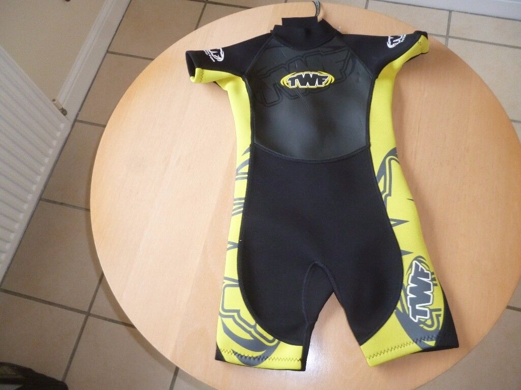 TWF Child's shortie wetsuit