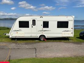 Elddis Odyssey 544 Caravan