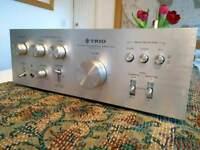 Vintage Trio (kenwood) 3500 amplifier