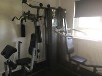 Multigym ,Marcy Platinum GS99 Duel Stack Home Gym