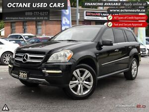 2011 Mercedes-Benz GL-Class Accident Free! DIESEL! NAVI! Back...