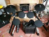 Electronic Drumkit dd405 for kids/adult.
