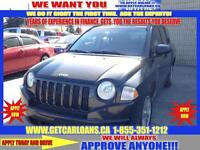 2008 Jeep Compass NORTH EDITION 4WD*