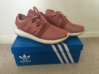 Pink Ladies Adidas Trainers