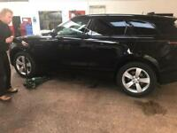 "Genuine Range Rover Alloys 5 spoke 19"""